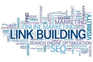Link Building Word Map
