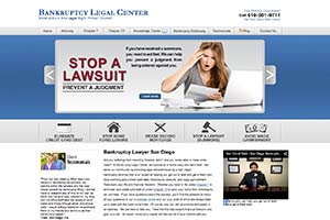 SEO for Bankruptcy Lawyer
