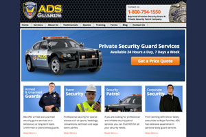Security Guard Company SEO