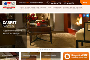 SEO for Flooring Company
