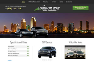 San Diego SEO for Transportation Company