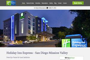 San Diego Hotel SEO