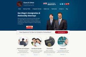 SEO for Immigration Attorney