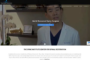 Spine Surgeon SEO