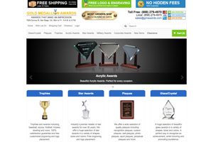 SEO for Trophy and Plaques