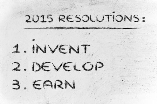 New Years Resolutions for Businesses