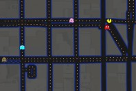 Google Maps + Pac-Man = Endless Entertainment