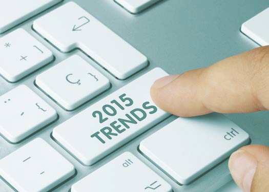 Today's Top Online Marketing Trends