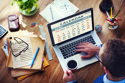 Get Your Content Organized With a Calendar