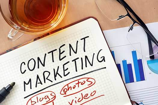 Take Down SEO with Content Marketing in San Diego, CA