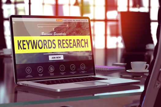 Keyword Research in SEO San Diego, CA