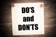 The Do's and Don'ts of Social Media Marketing