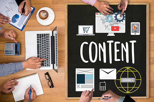 Marketing Strategy for Content in San Diego, CA