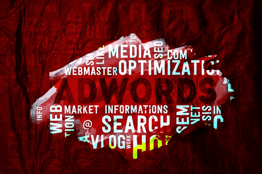 how to add keywords in adwords