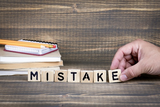 Image result for my business mistakes