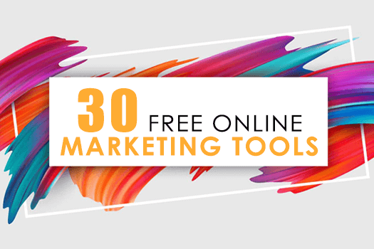 free-online-marketing-tools