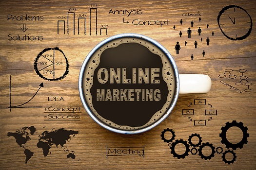 Types of Online Marketing in San Diego, CA