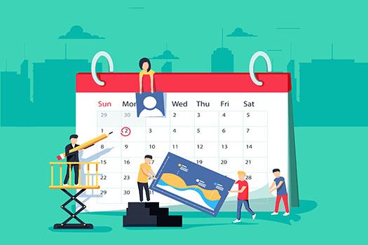 Creating an Effective Social Media Calendar in San Diego, CA