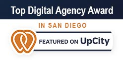 Top Digital Agency Award - Best SEO Company San Diego