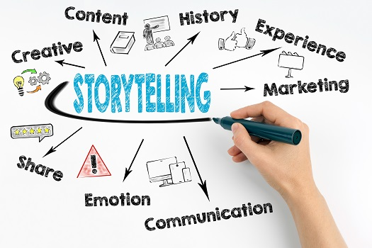 The Art of Storytelling & Why You Should Use It in San Diego, CA