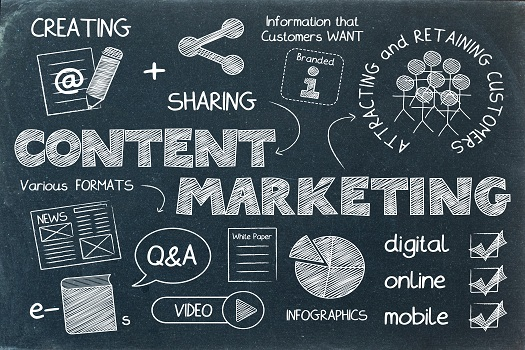 Is Content Marketing Influenced by Web Design in 2021 in San Diego, CA